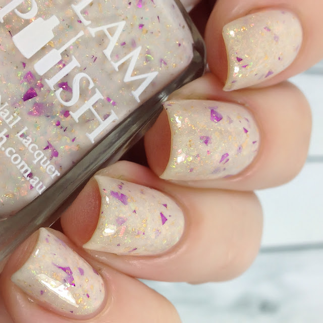 Glam Polish-A Rose By Any Other Name