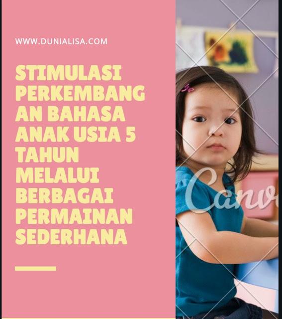 Stimulasi bahasa