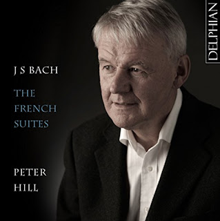 Peter Hill - Bach: French Suites