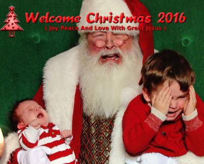 Santa-Kids