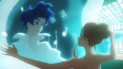 """Ride Your Wave"" Anime Film - Hinako and Minato"
