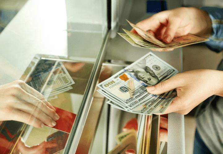 Schimb Valutar Exchange Arad