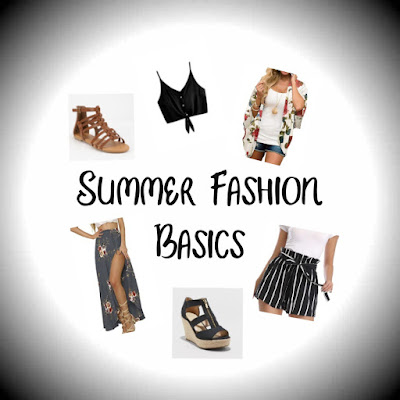 Summer Fashion Basics
