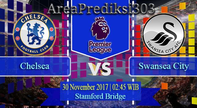 Prediksi Akurat Chelsea vs Swansea