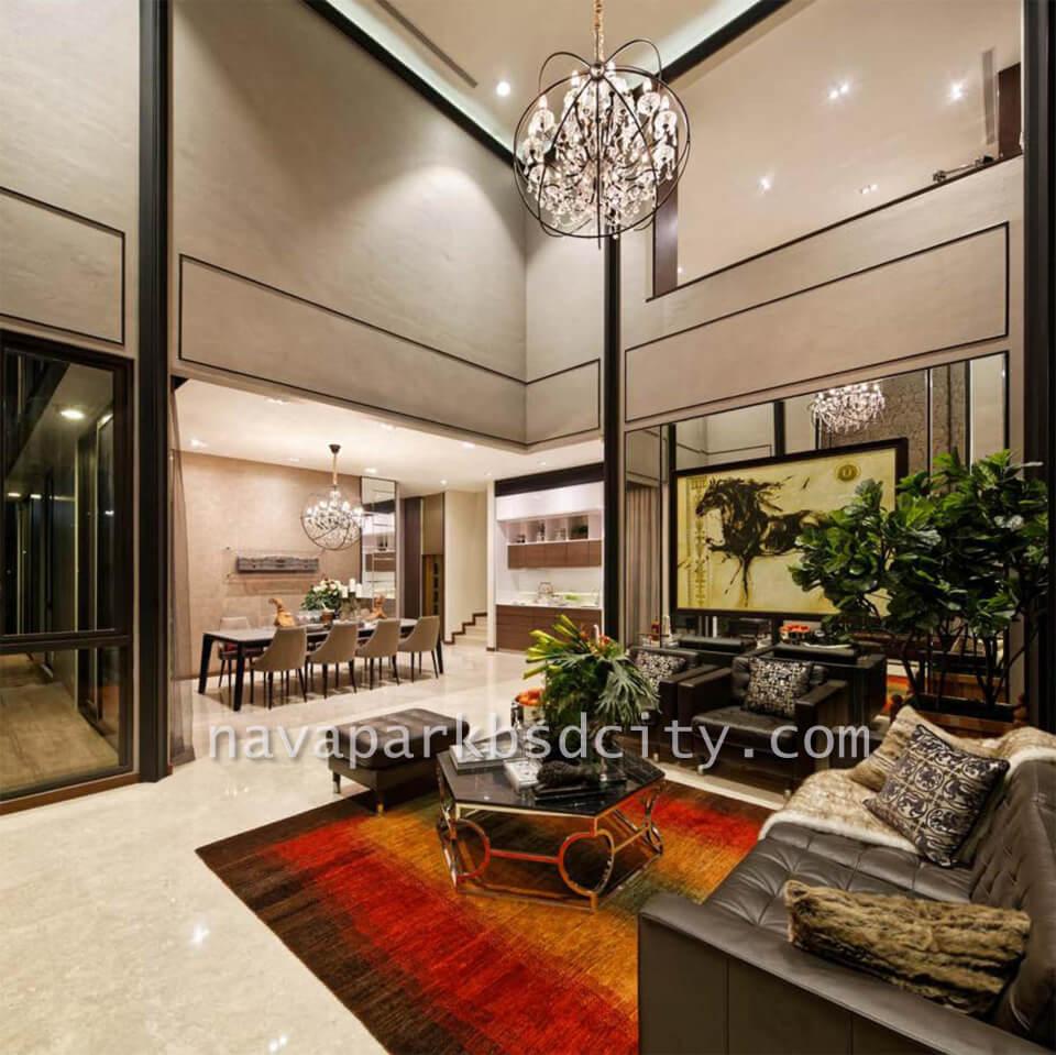 Contoh Interior Design Tipe 12 Lakewood NavaPark