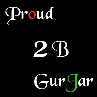 proud to be gurjar