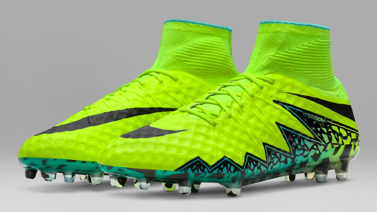 The bold Nike Hypervenom Phantom 2 Spark Brilliance soccer cleats will be  available to buy from May 29 and are the first-ever second-generation Nike  ... 31b4702563b4