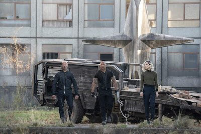 Hobbs And Shaw Jason Statham Dwayne Johnson Vanessa Kirby Image 1