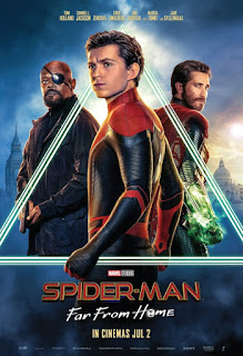 Download Film dan Movie Spider-Man Far from Home (2019) Subtitle Indonesia