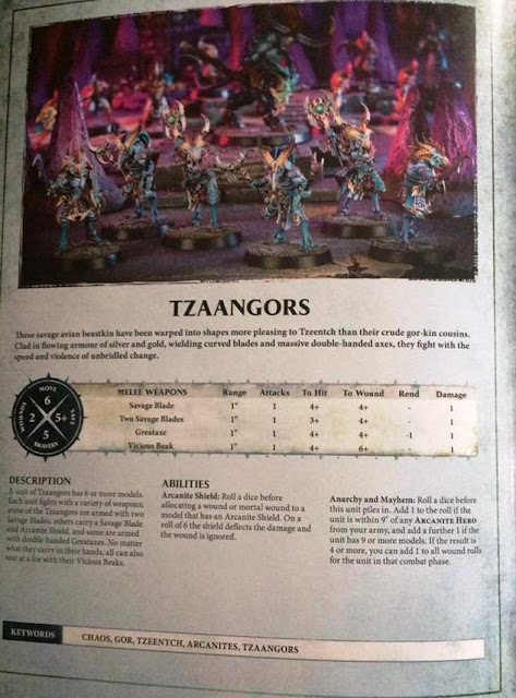 Warscrolls Tzeentch Silver Tower