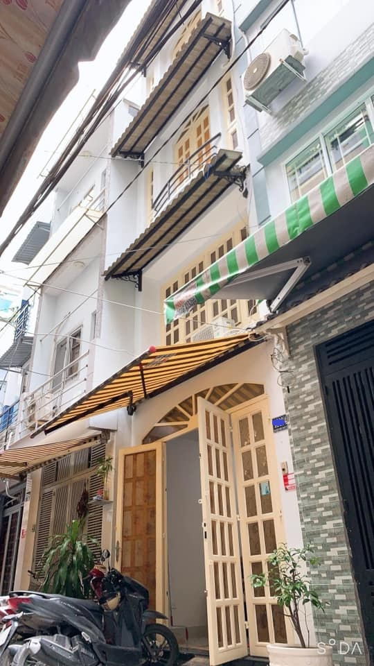 Bán nhà hẻm 16 Nguyễn Thiện Thuật Quận 3 mới nhất. Nhà 3 lầu sổ hồng riêng