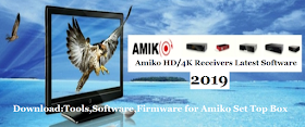Dish Frequencies: All Amiko HD/4K Receivers updated Software