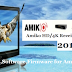 All Amiko HD/4K Receivers updated Software 2019