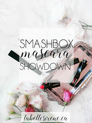 Bat A Lash | Smashbox Cosmetics Mascara Showdown | Full Exposure, X-Rated, Indecent Exposure & Photo Finish Primer Review & Comparisons | labellesirene.ca