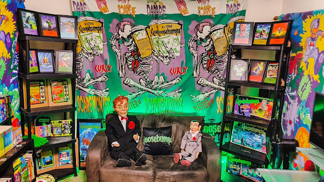 Guest blog: The King of Goosebumps shares his top 5 Goosebumps books to get you in the Halloween spirit