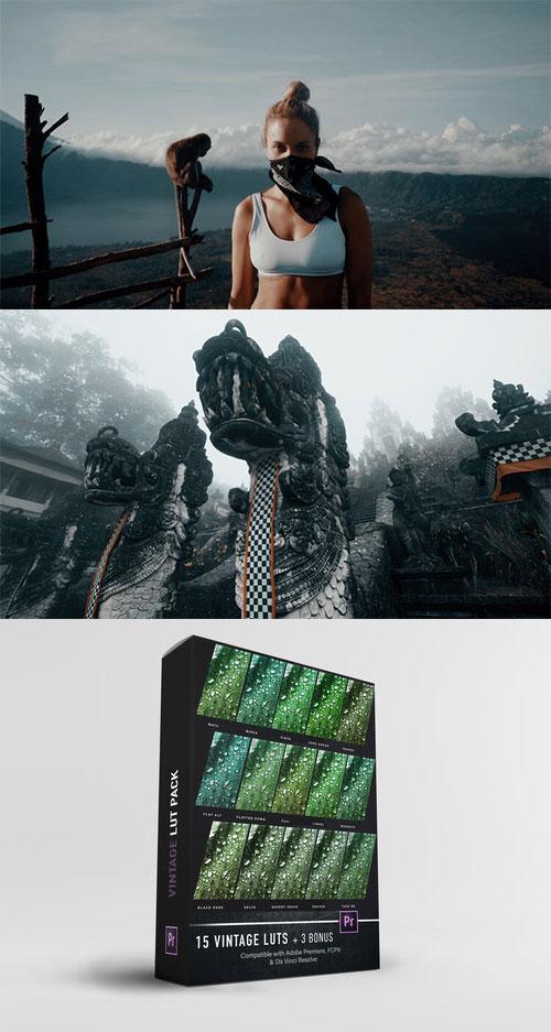 ValdaysFilm Valdays   Titanium LUT Pack %2528Master%2529