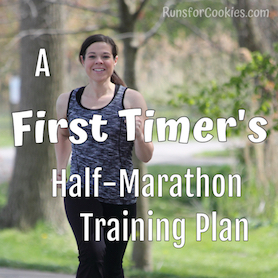 Half-Marathon Training Plan for Beginners