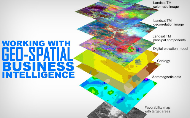 GEOINT | Working with Geo-spatial Business Intelligence