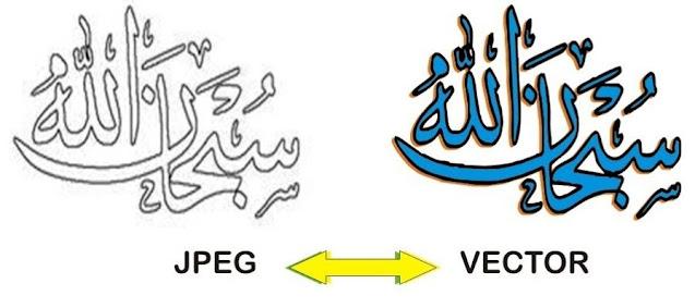 Tutorial Corel Draw – Cara Merubah image JPEG menjadi Vector di Corel Draw