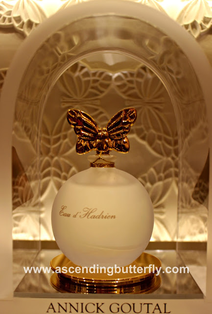 @Sniffapalooza @AnnickGoutalUS Night Birds Holiday Celebration! #Scent #Perfume #Luxury #Fragrance #HolidayParty, Eau d' Hadrien