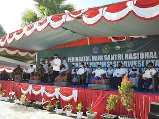 Pjs Gubernur Sulut Hadiri Hari Santri Nasional Tk. Prov. Sulut