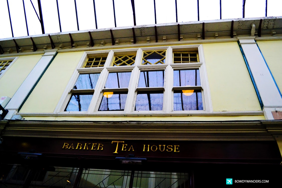 bowdywanders.com Singapore Travel Blog Philippines Photo :: Wales :: Barker Tea House in Cardiff: Welsh Afternoon Tea Room Like No Other