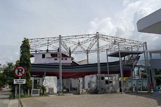 Kapal diatas rumah, Banda Aceh