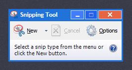 cara mengambil gambar tertentu pada layar komputer untuk blog