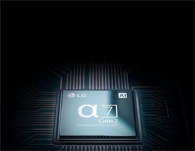 Smart Tivi LED LG 82 inch 82UM7500PTA, 4K UHD, HDR