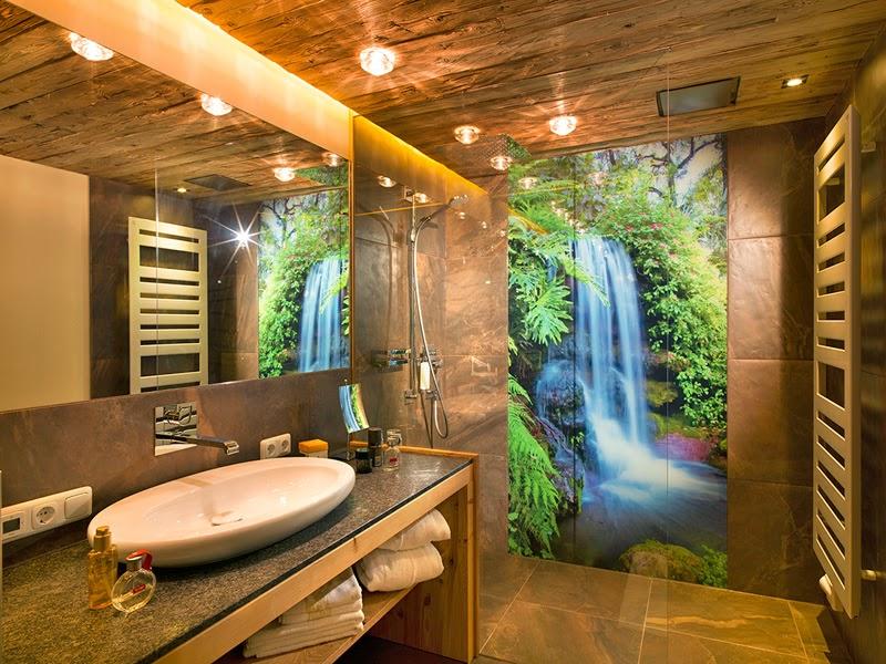 decorar baño de lujo