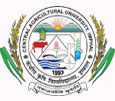 Central Agriculture University Imphal Logo