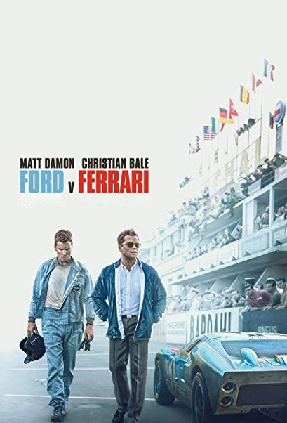Ford v. Ferrari [2019] [DVD9] [NTSC] [Latino]