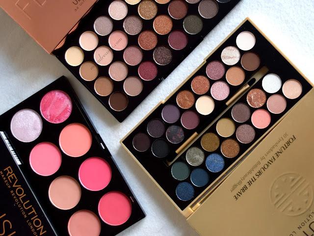 J'ai testé pour vous: Makeup Revolution