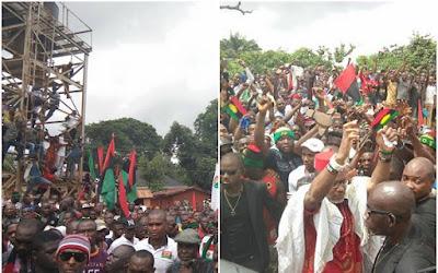 Biafra - Nnamdi Kanu