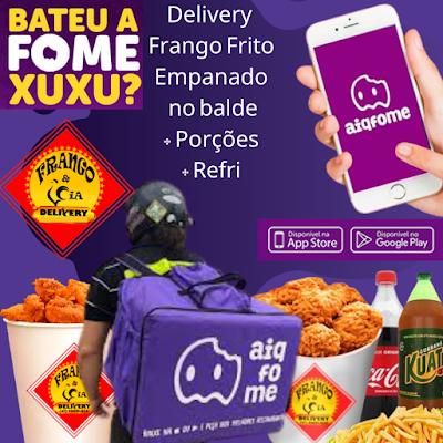 Delivery de frango frito no balde no aiqfome