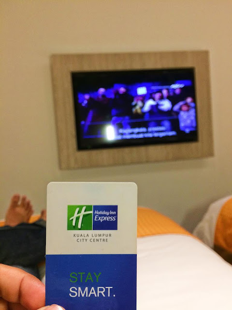 holiday inn express kl