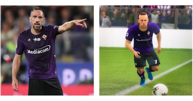 Frank Ribery fifa 20