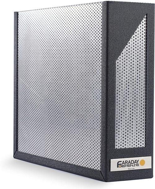 Faraday Defense WiFi Router Shield