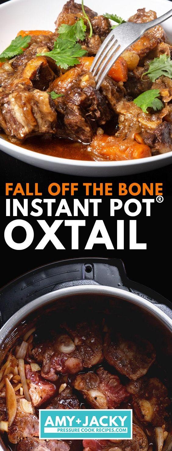 Instant Pot Oxtail