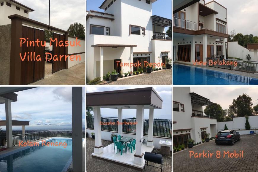 Villa Darren 282 Penginapan Murah dan Nyaman di Bandung