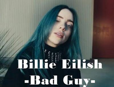 Lirik Lagu Bad Guy Billie Terjemahan Indonesia