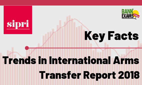 Trends in International Arms Transfer Report 2018: Key Facts