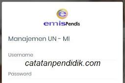 Trik sukses upload siswa di Emis Manajemen UN Jenjang MI