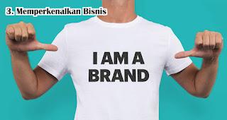 Mencantumkan Logo Pada Souvenir Promosi Untuk Memperkenalkan Bisnis