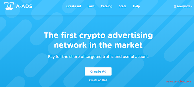 A-Ads (Anonymous Ads)
