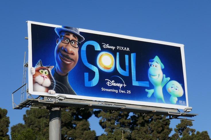Soul film billboard