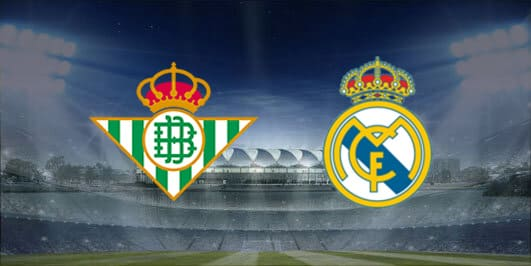 مباراة ريال مدريد وريال بيتيس بتاريخ 08-03-2020 الدوري الاسباني