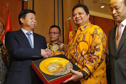 Misi Sejahterakan Rakyat, Golkar Kerja Sama Bareng Partai Komunis Tiongkok