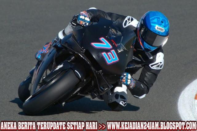 Rider Alex Marquez Ingin Jadi Rookie Terbaik MotoGP 2020