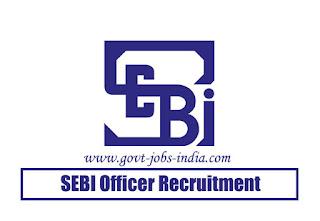 SEBI Officer Grade A Recruitment 2020